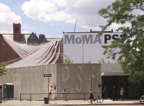 MoMA PS1 Entry Kiosk