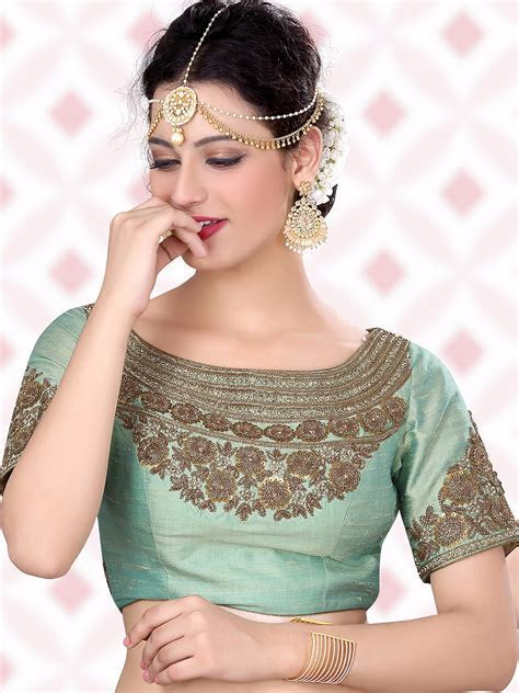 Readymade Blouse   Buy Designer Saree Blouses Online From