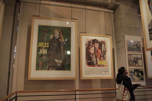Jules and Jim italian poster!
