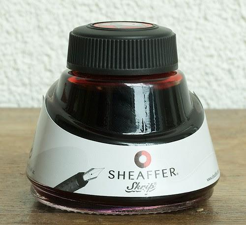 Sheaffer Red