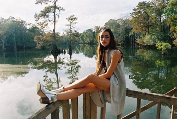 Lucy Vives (Foto: Nicole Cartolano)