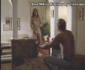 Ana Maria Kreisler nua no filme Gosto pelo pecado