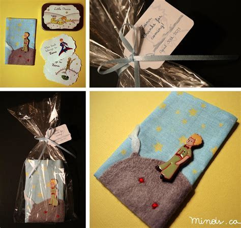 Minois   Little Prince (Le Petit Prince) party: new products!
