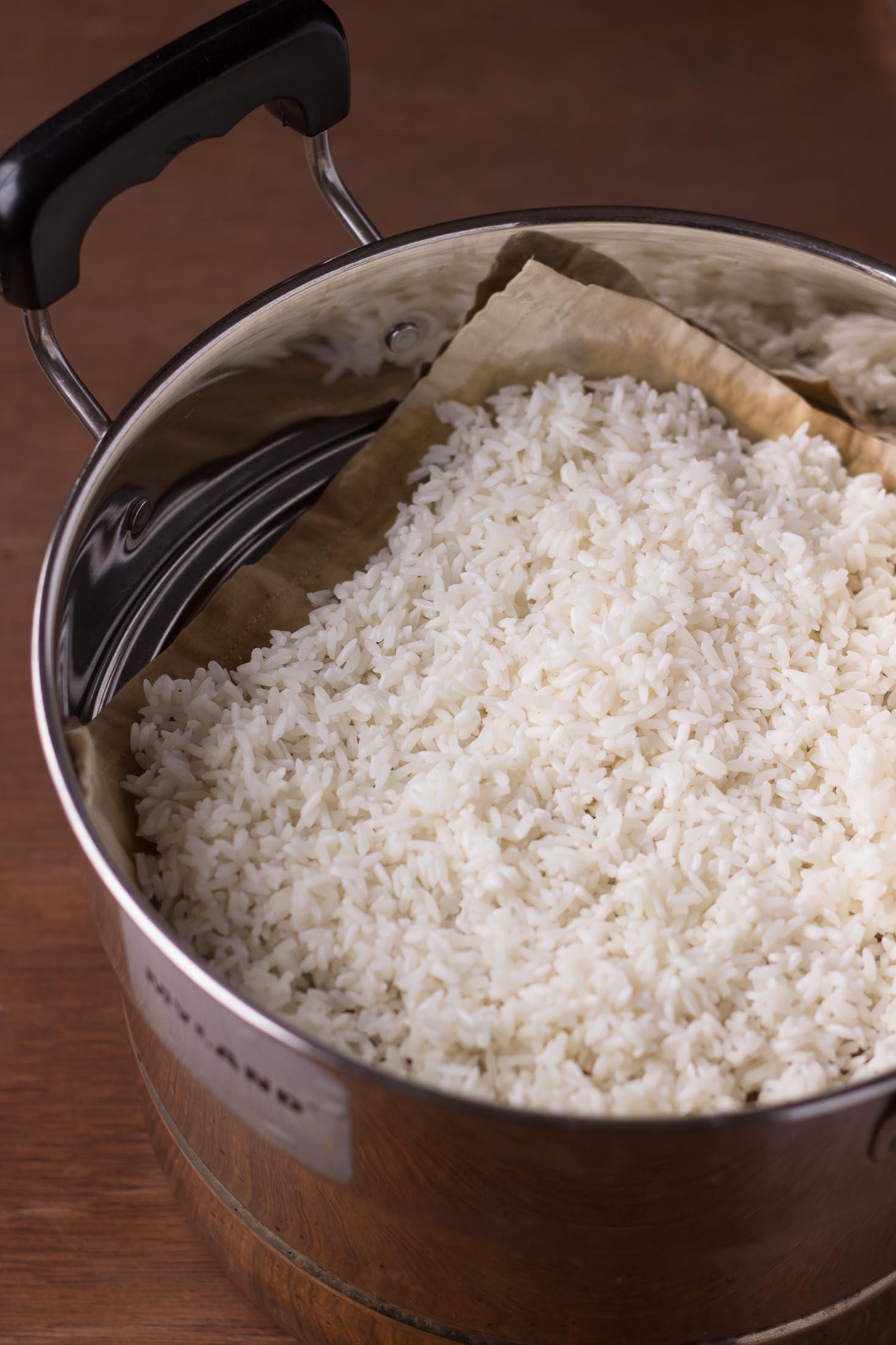 How to Make Fermented Sweet Rice (Jiuniang, Tapai)   Light ...