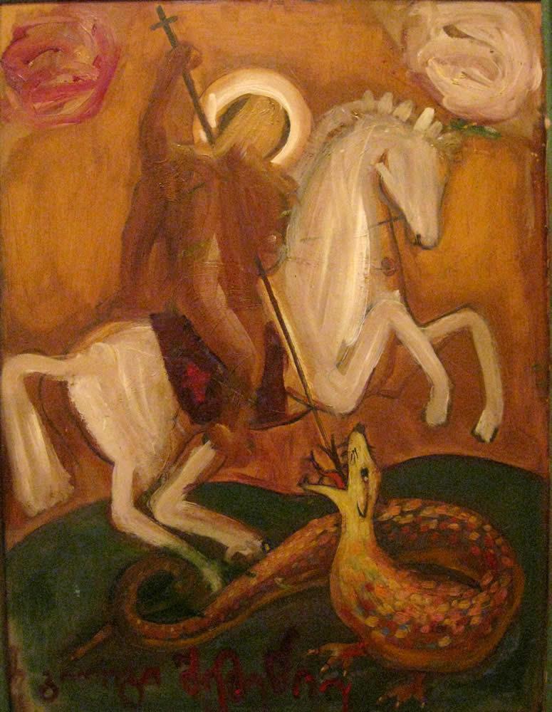 nugzari-holy-george-dragon