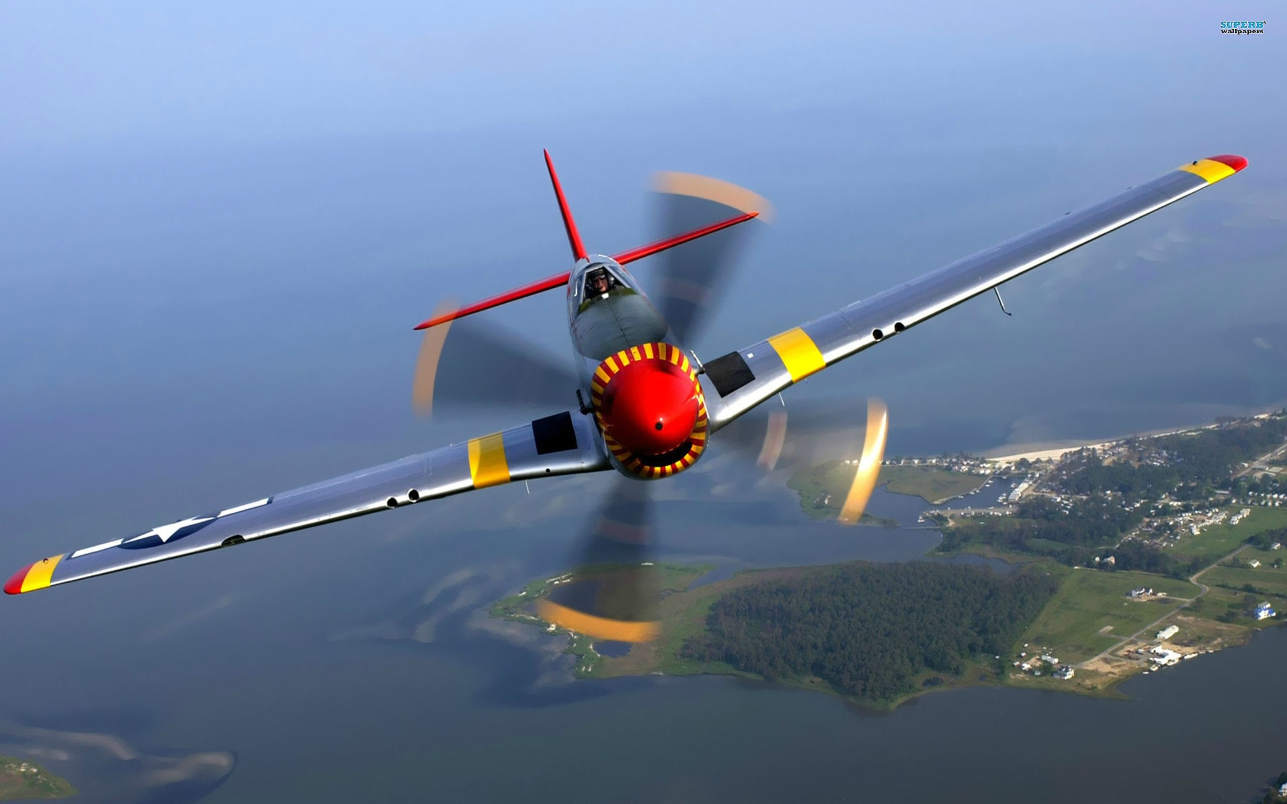 P51 Mustang Wallpaper Sf Wallpaper