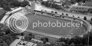 Estadio olímpico de Estocolmo 1912