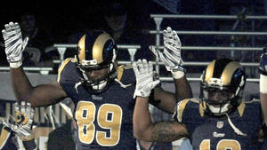 Related Story: Police group slams Rams players' show of solidarity with Ferguson protesters
