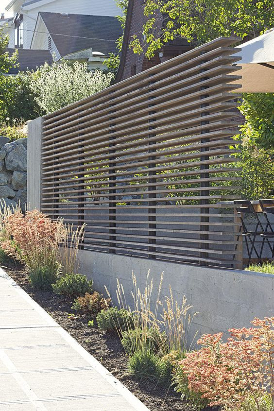 fence design ideas 7