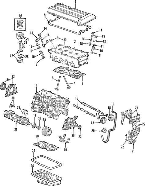 Parts.com® | Honda ENGINE CYLINDER HEAD - VALVES INTAKE