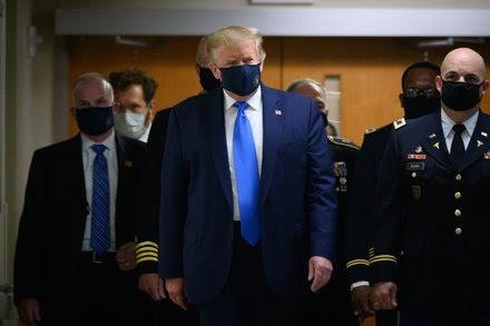 Coronavirus Live Updates: Trump Wears Mask for Hospital Visit