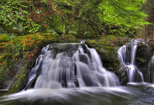 40 Beautiful Examples of Waterfalls Photography | The