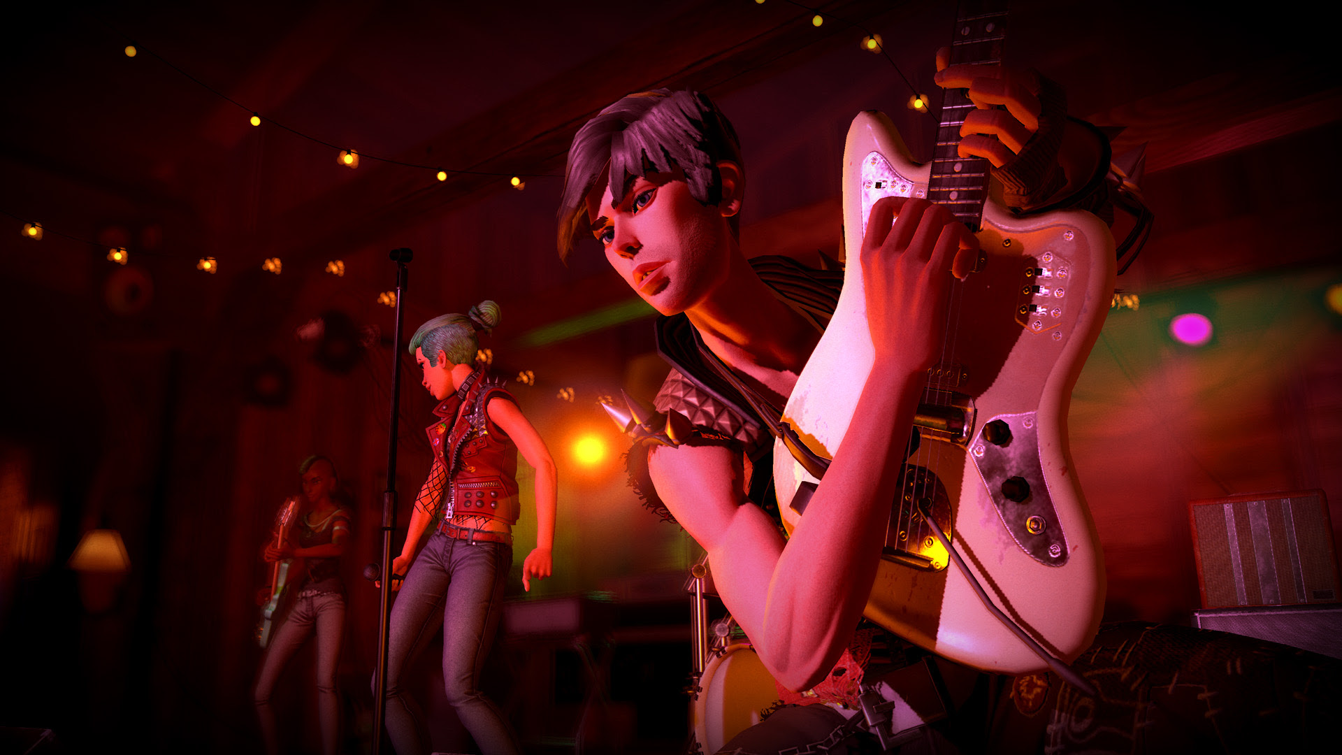 Rock Band has a new season pass subscription model for DLC screenshot