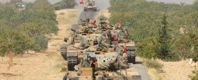"""Siria, Pentagono: """"Inaccettabili gli scontri tra Turchia e curdi. Il nemico è l'Isis"""""""