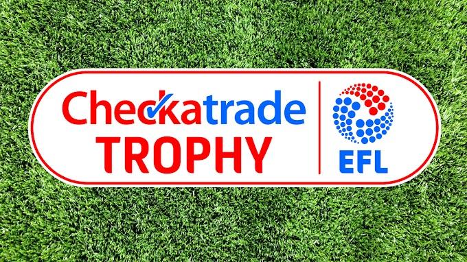 Checkatrade Trophy   Walsall 1 Bury 2