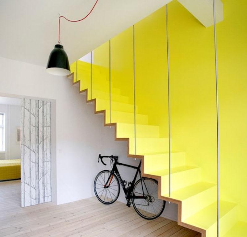 Escadas incrivelmente projetadas que estão um degrau acima das demais 09