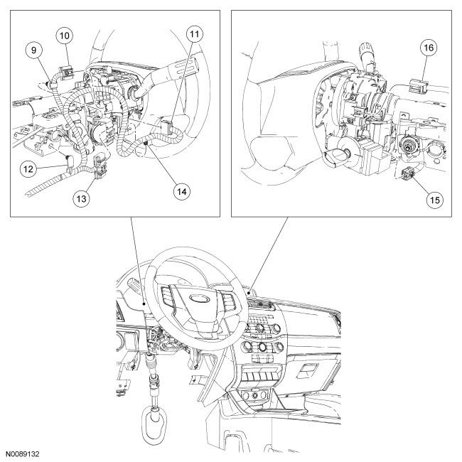 2001 Ford Focu Steering Column Wiring Diagram - Cars ...