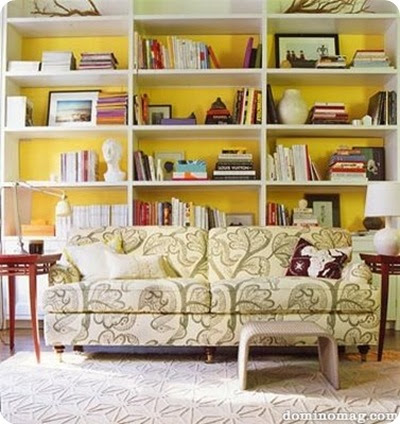 Centsational Girl » Blog Archive Decorating Spotlight: Bookcase