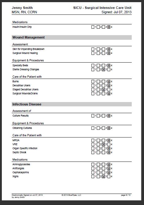 Sample_Nursing_Skills_Checklist_8