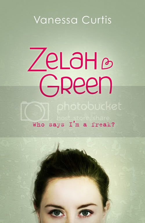 Zelah Green by Vanessa Curtis