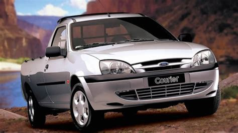 ford courier review specs engine   ford