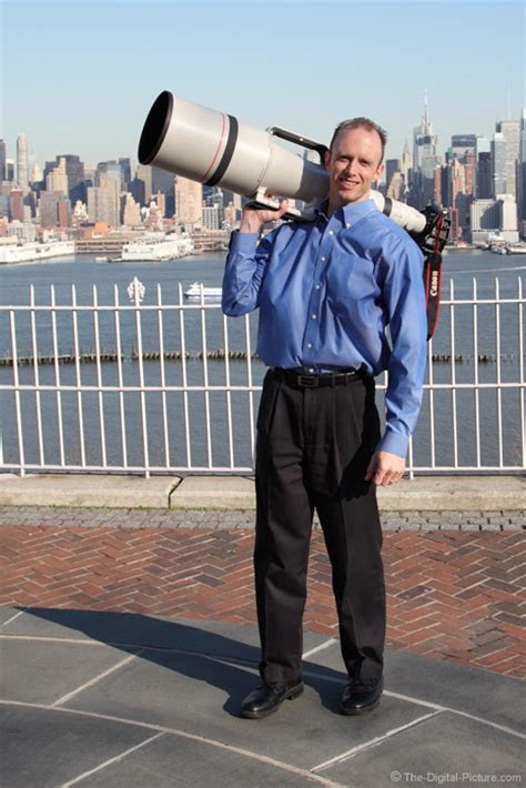 How to Carry a Canon EF 1200mm f/5.6 L USM Lens