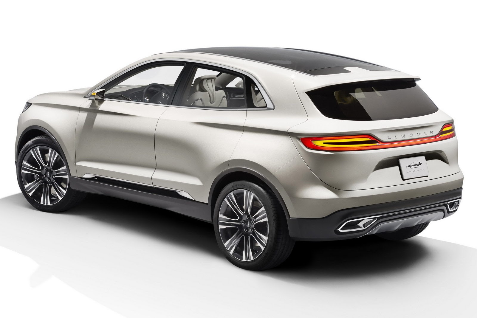 Lincoln MKC Concept Photos and Details - AutoTribute
