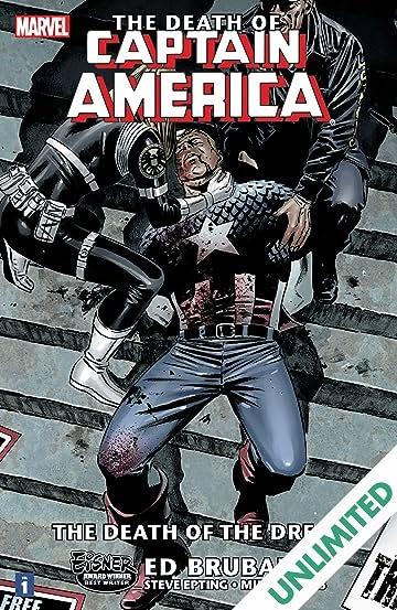 Comic Death Of Captain America