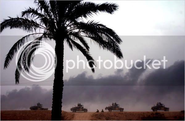 Military Convoy Iraq