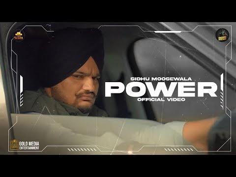Power (Full Video) Sidhu Moose Wala   The Kidd   Sukh Sanghera   Moosetape