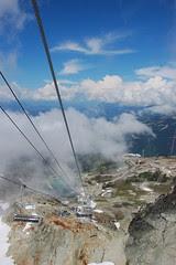 Off the peak