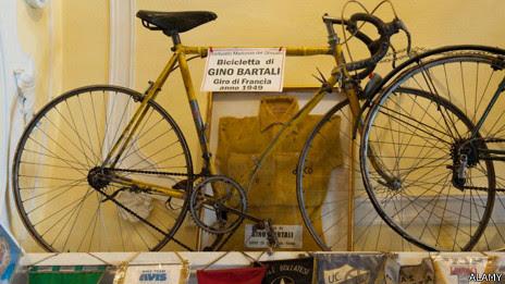 Bicicleta de Bartali