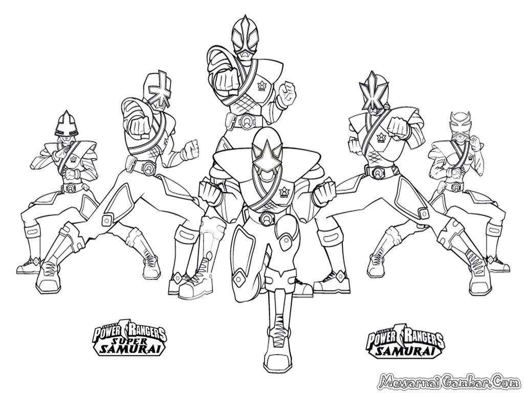 Sketsa Mewarnai Gambar Power Ranger Auto Electrical Wiring Diagram