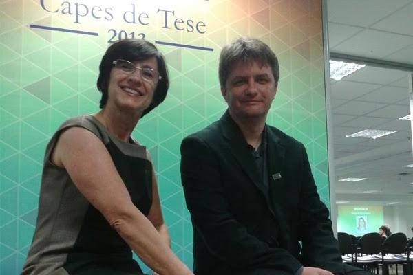 Professor da Faculdades EST, Iuri Andréas Reblin recebe Prêmio Capes de Tese