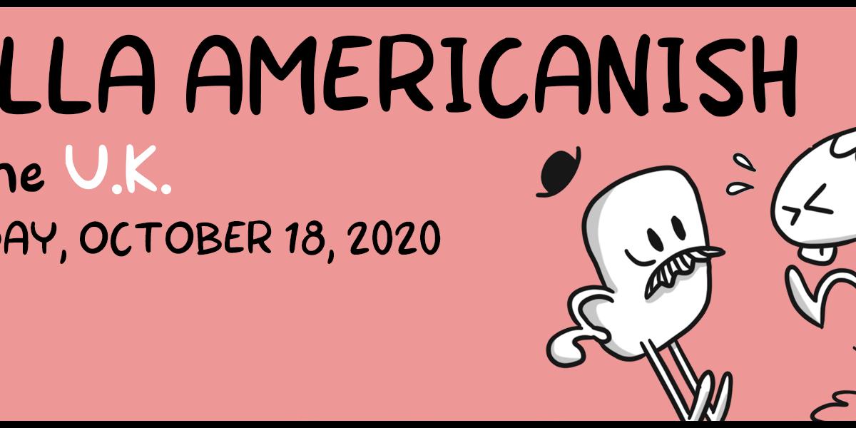 Hella Americanish