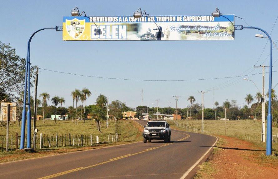 Resultado de imagen para Belén, ciudad que hechiza a turistas paraguay