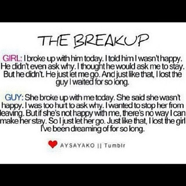 The Breakup Pictures Photos And Images For Facebook Tumblr