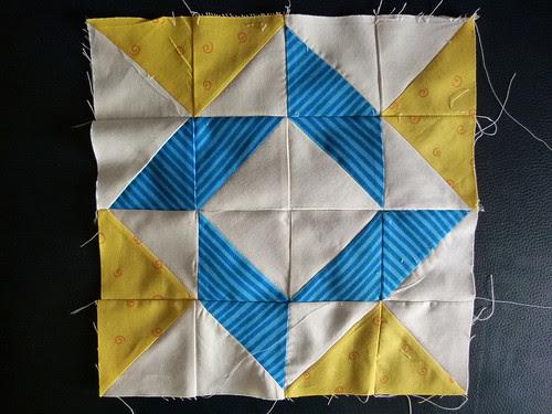 Craftsy - Februar Block -  Balkan Puzzle