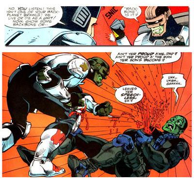 Alien Legion v2 #016 - Snic