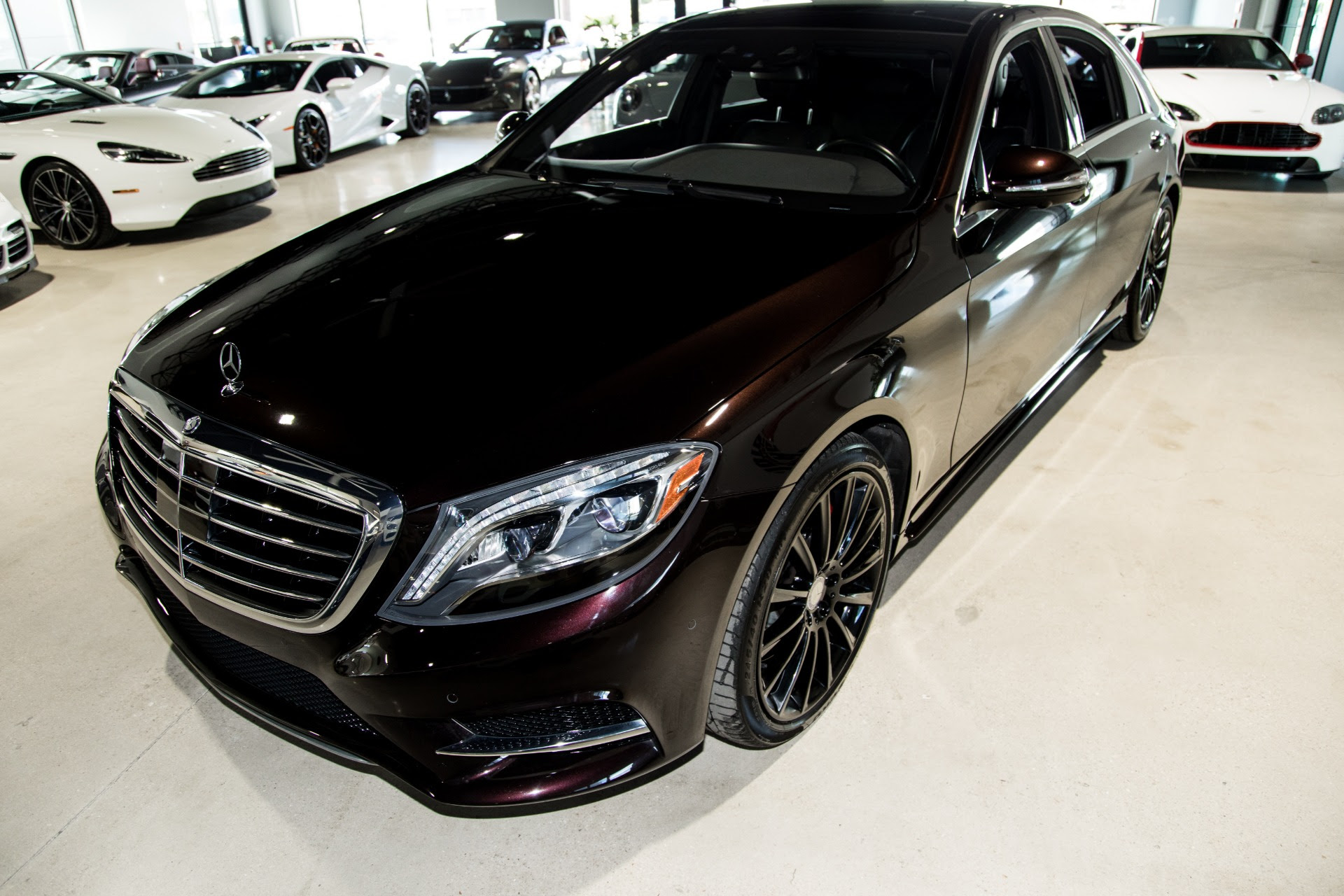 Used 2017 Mercedes-Benz S-Class S 550 For Sale ($62,900 ...
