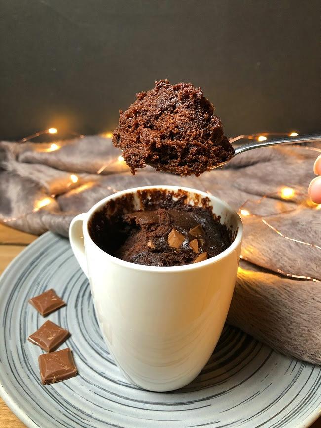 Easy Nutella Mug Cake Recipe | Tempting Treat