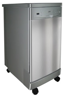 What Is The Standard Size Of A Dishwasher