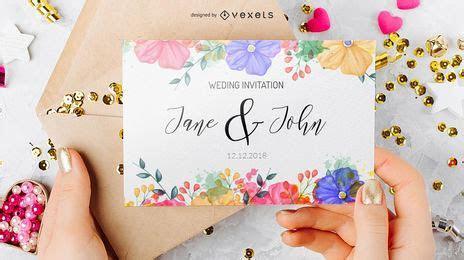 Vetores e gráficos de convite de casamento