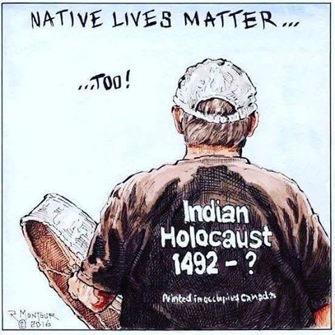 natives matter