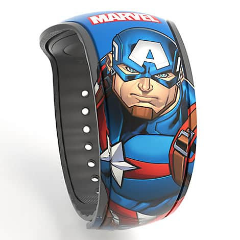New Marvel MagicBands Out Now   DisKingdom.com   Disney ...