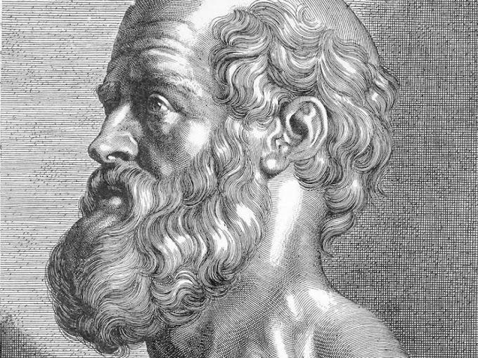 Não foi Hipócrates quem escreveu o Juramento de Hipócrates. Então porque ele é considerado o pai da medicina?