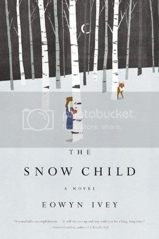 The Snow Child by Eowyn Ivey US Cover