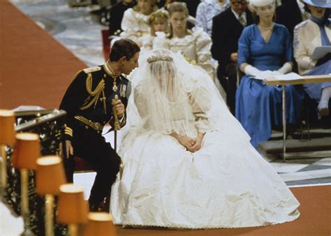 BRITISH WEDDINGS FROM THE PAST: PRINCE CHARLES & LADY