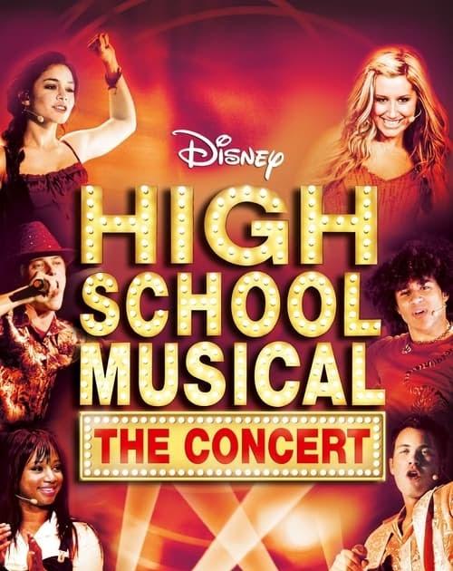 [HD-1080p] Ganzer High School Musical: The Concert (2007