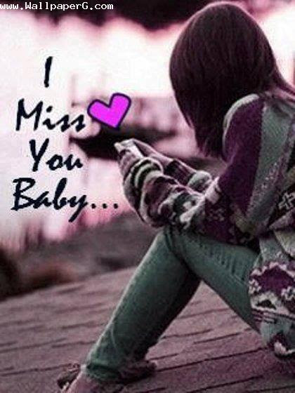 Download Miss You Baby Flirty Girl With Attitude Mobile Version